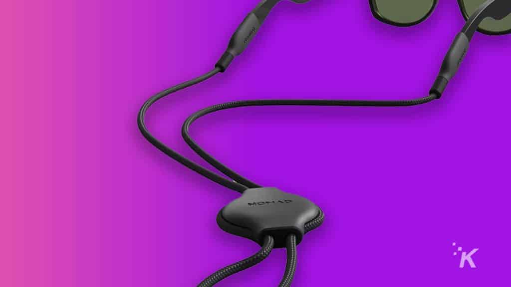 nomad sunglasses holder