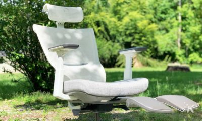 omega chair in recline mode