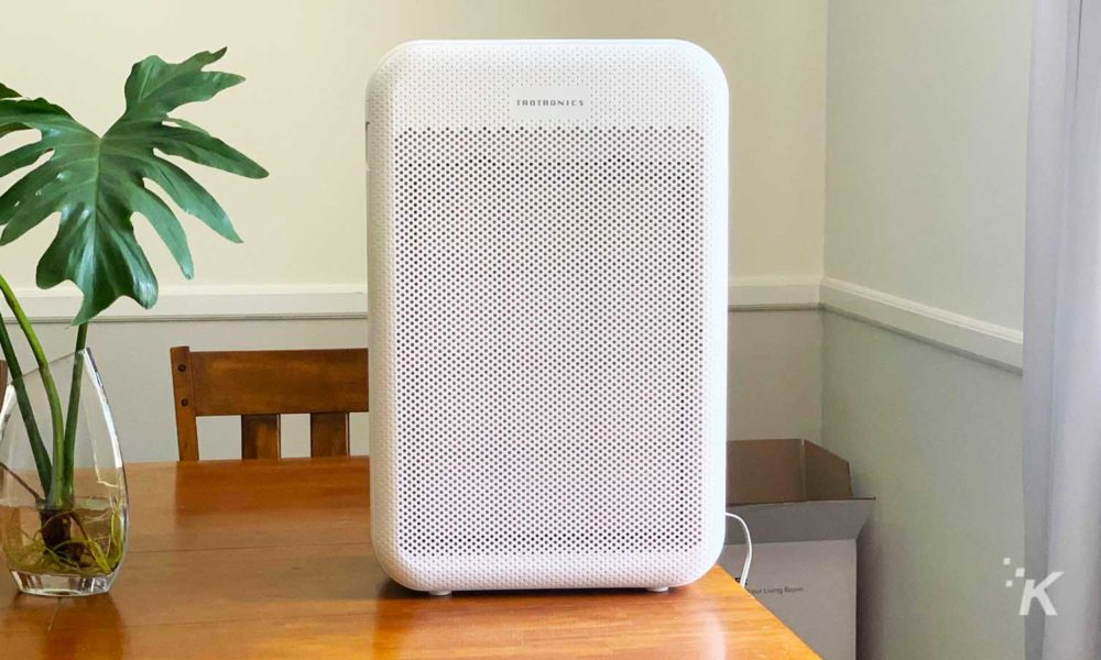 Review: TaoTronics Air Purifier – a solid option that won't break the bank