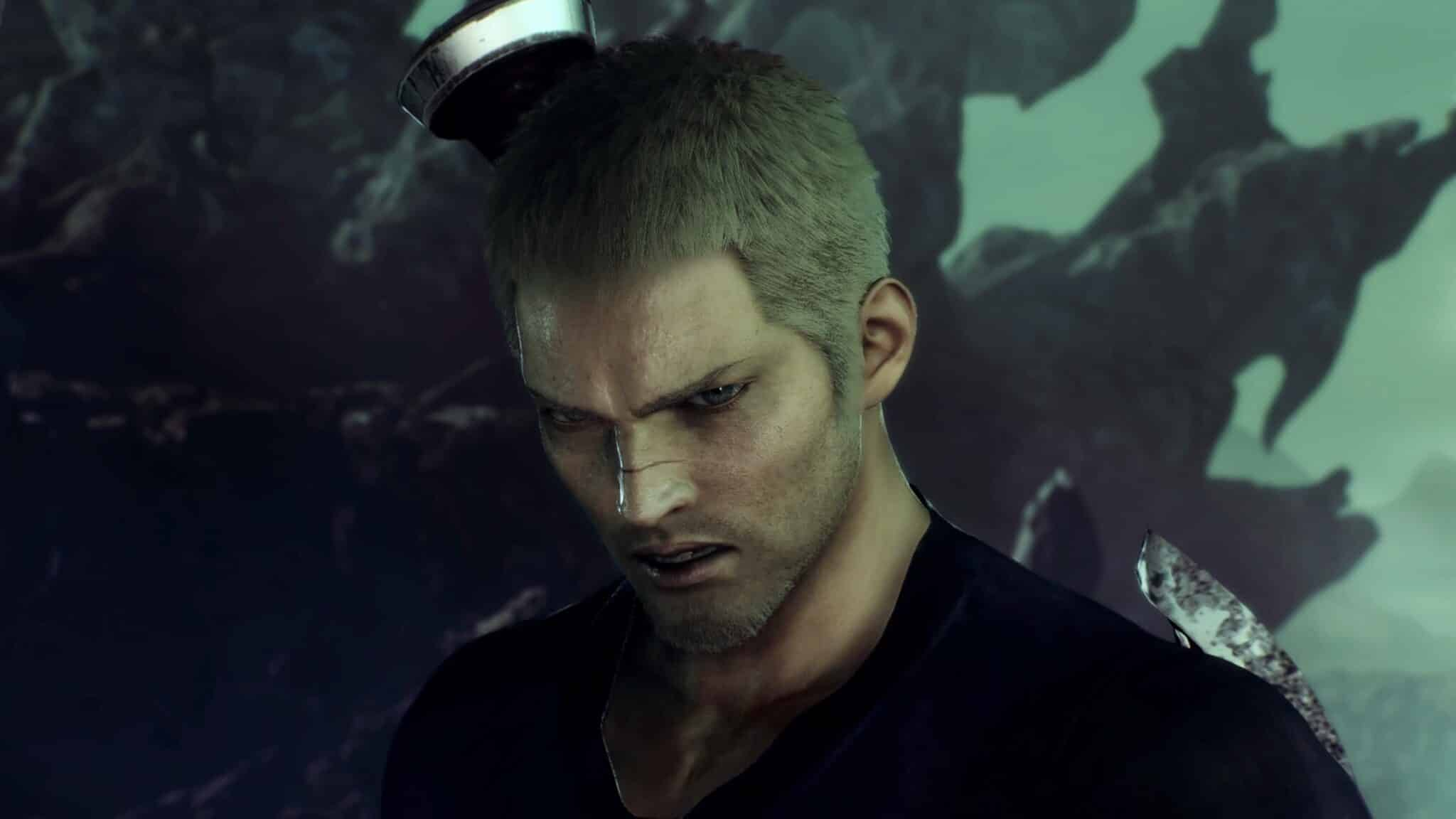jack from new final fantasy game