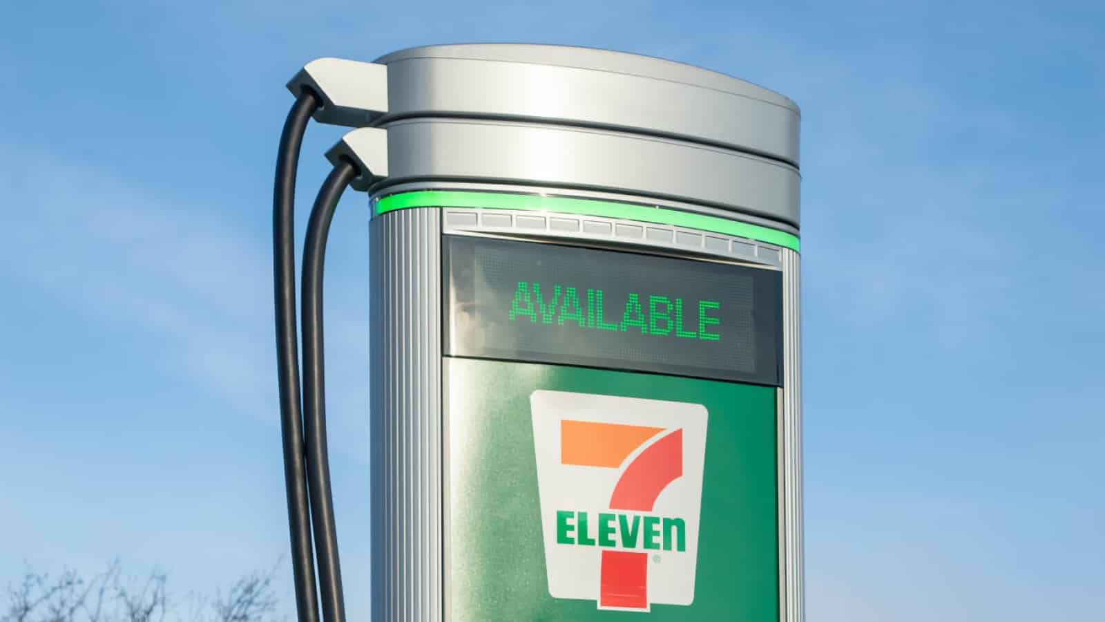 7-eleven electric vehicle charger