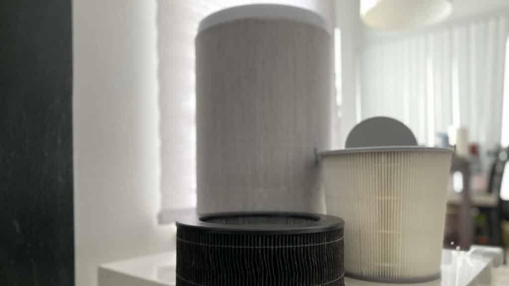 air purifier parts