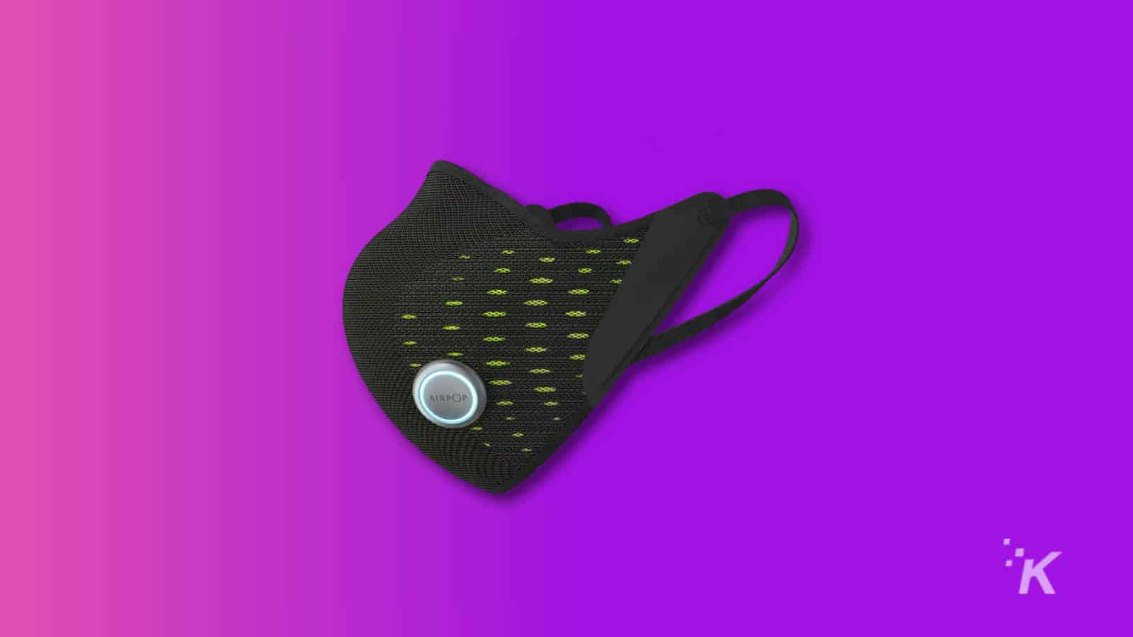 airpop active plus filtration mask