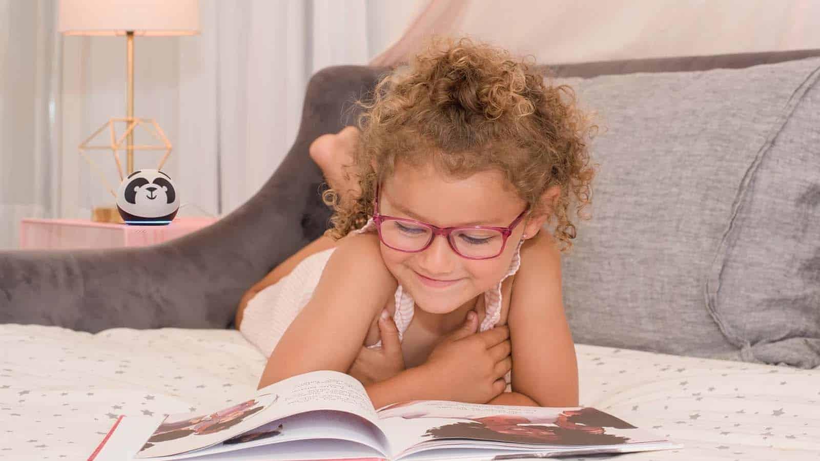 amazon alexa sidekick reading feature