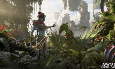 avatar frontiers of pandora game