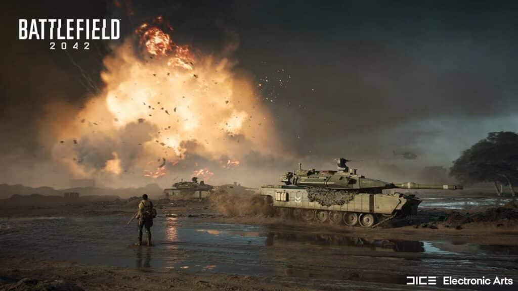 battlefield 2042 tank