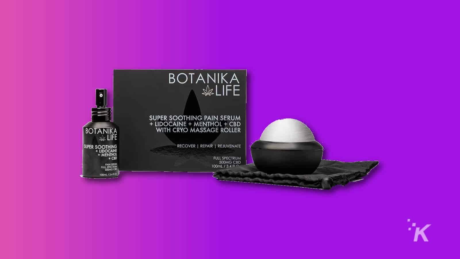 botanika life pain relief