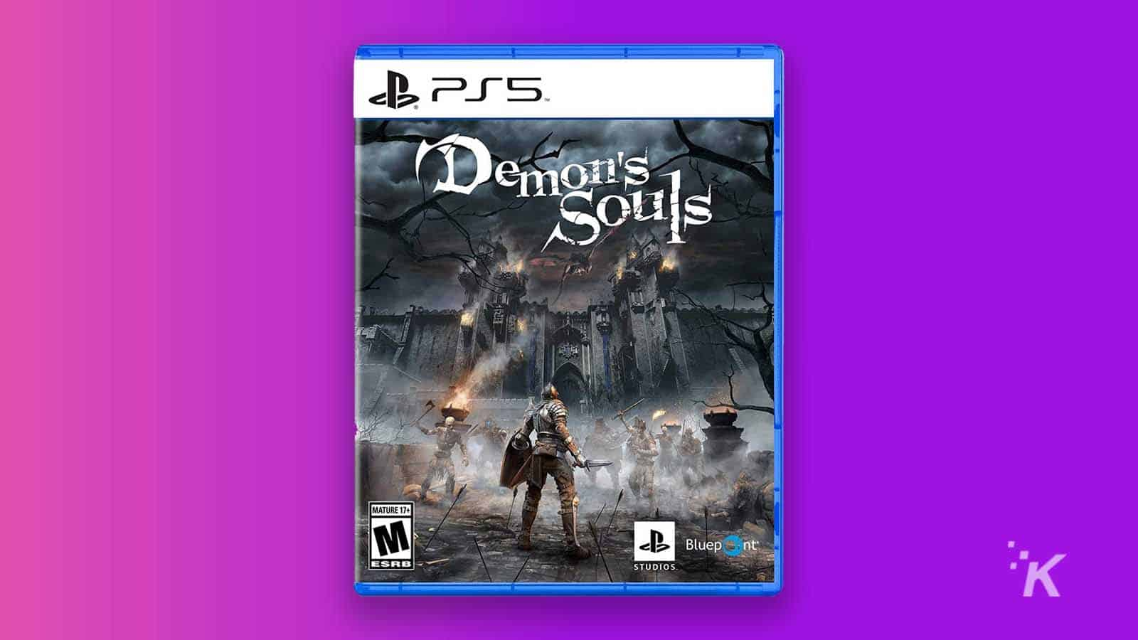 demon's soul playstation 5