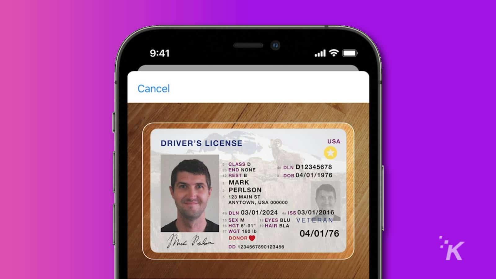 apple digital id support