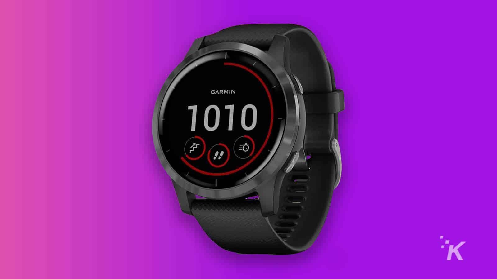 garmin smartwatch on prime day 2021