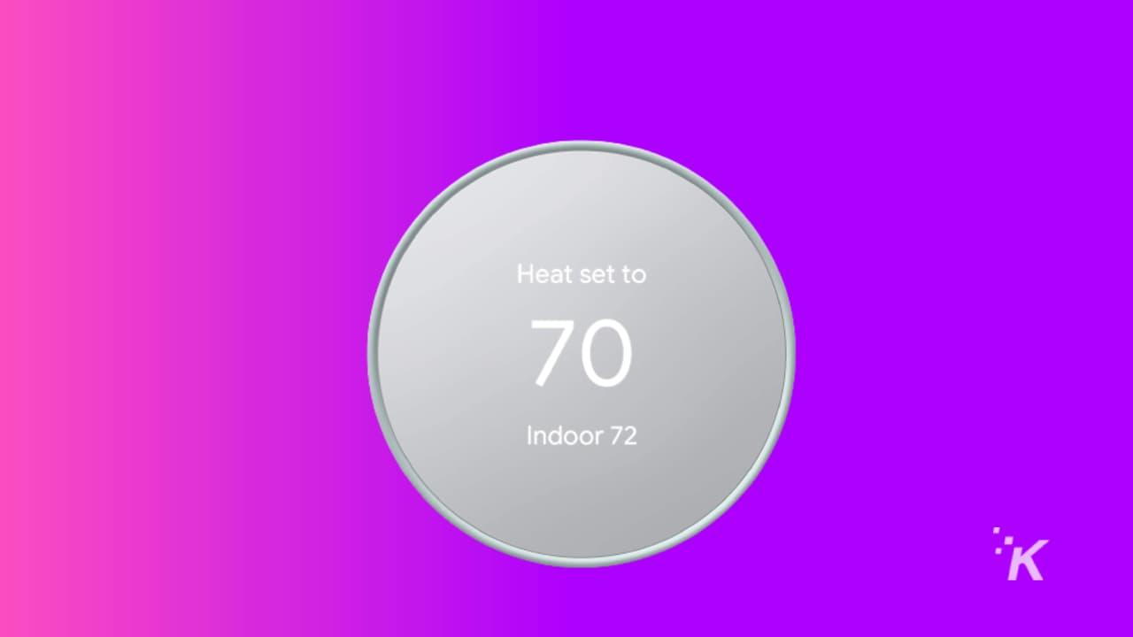 google-nest-thermostat
