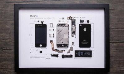 grid 4s iphone art