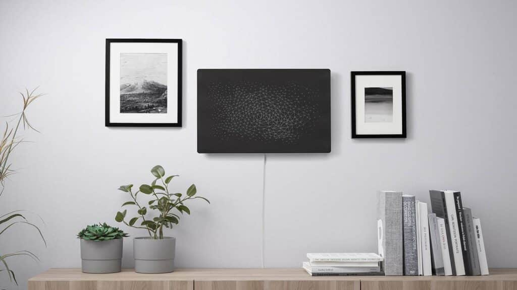 ikea and sonos picture frame speaker