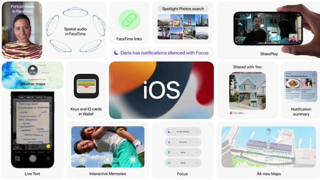 ios 15 for iphone