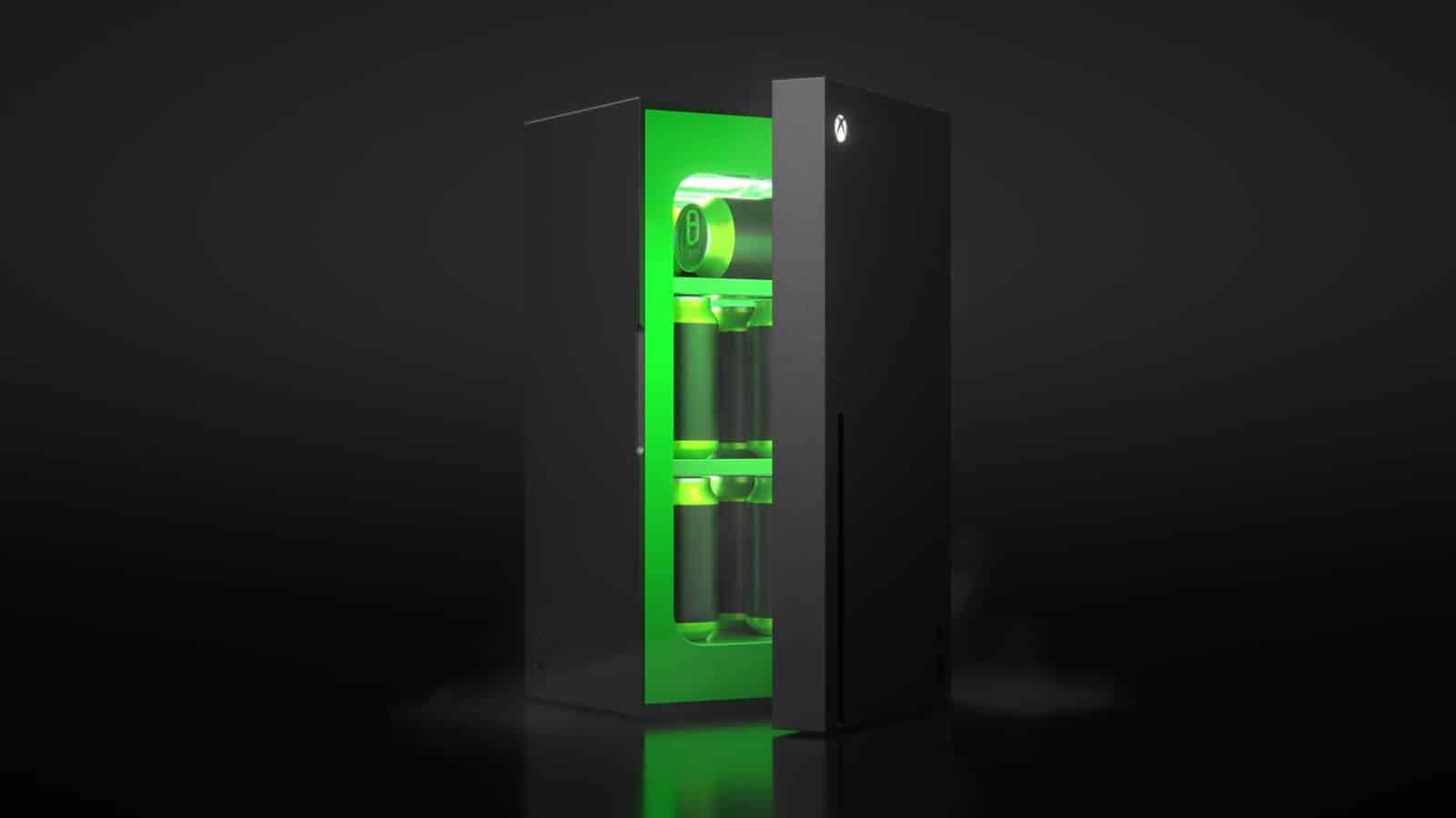 microsoft xbox mini fridge