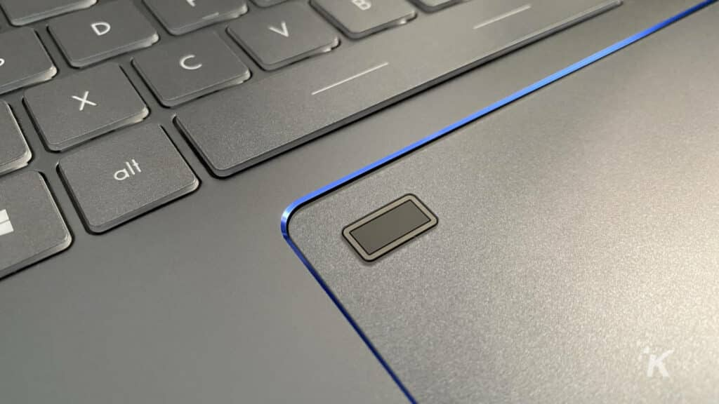 msi prestige 14 touchpad