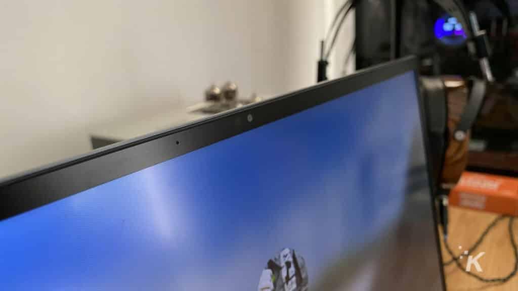 msi prestige 14 webcam