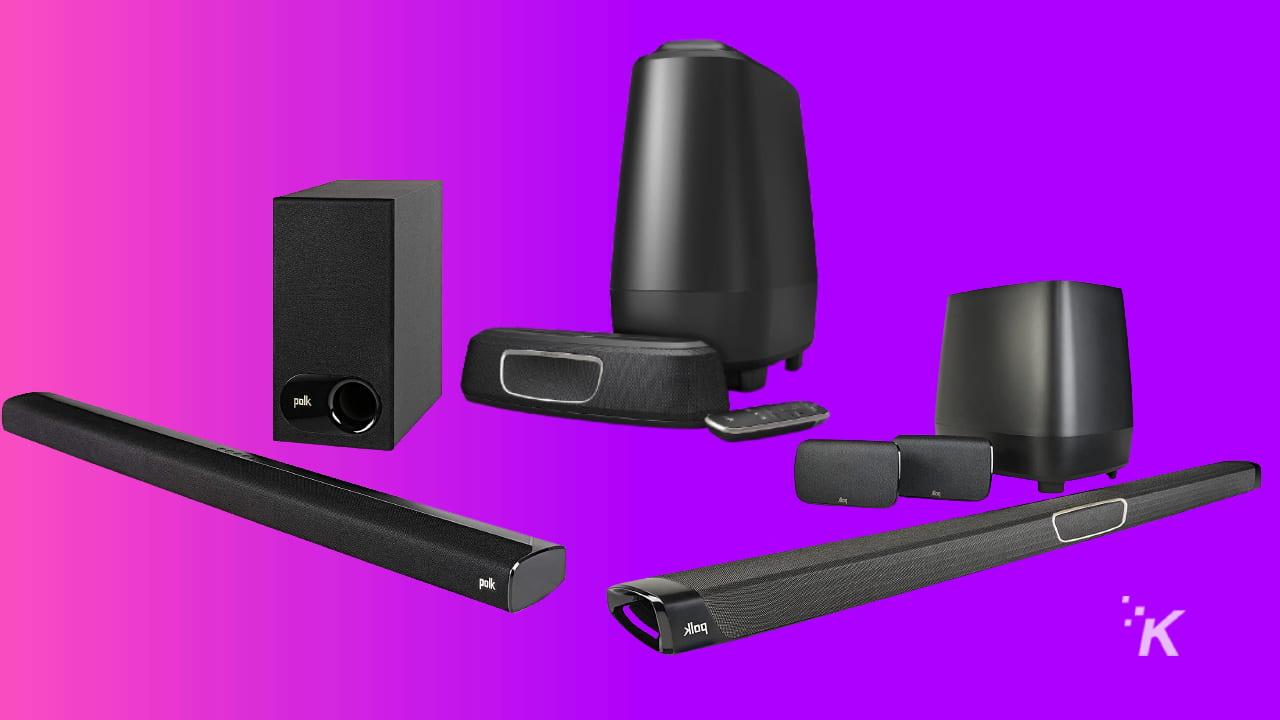 polk audio amazon deal