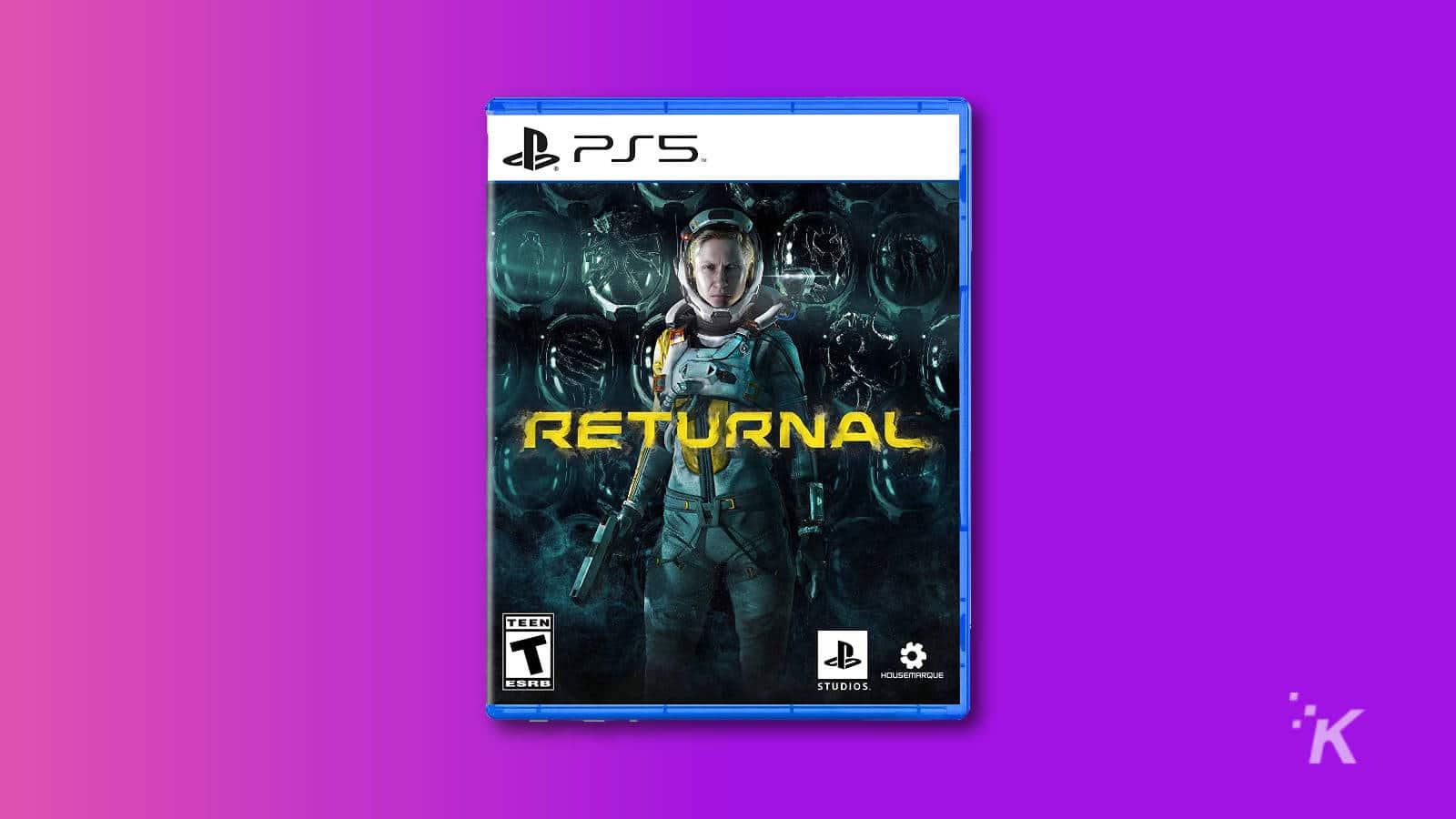 returnal ps5 game
