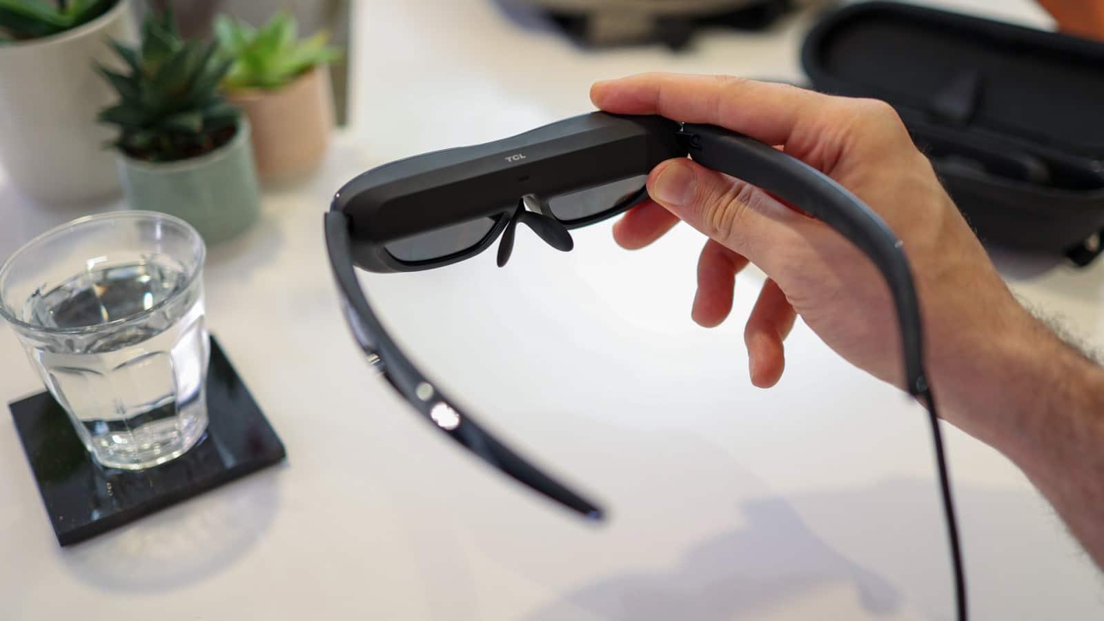 tcl nxtwear-g smart glasses