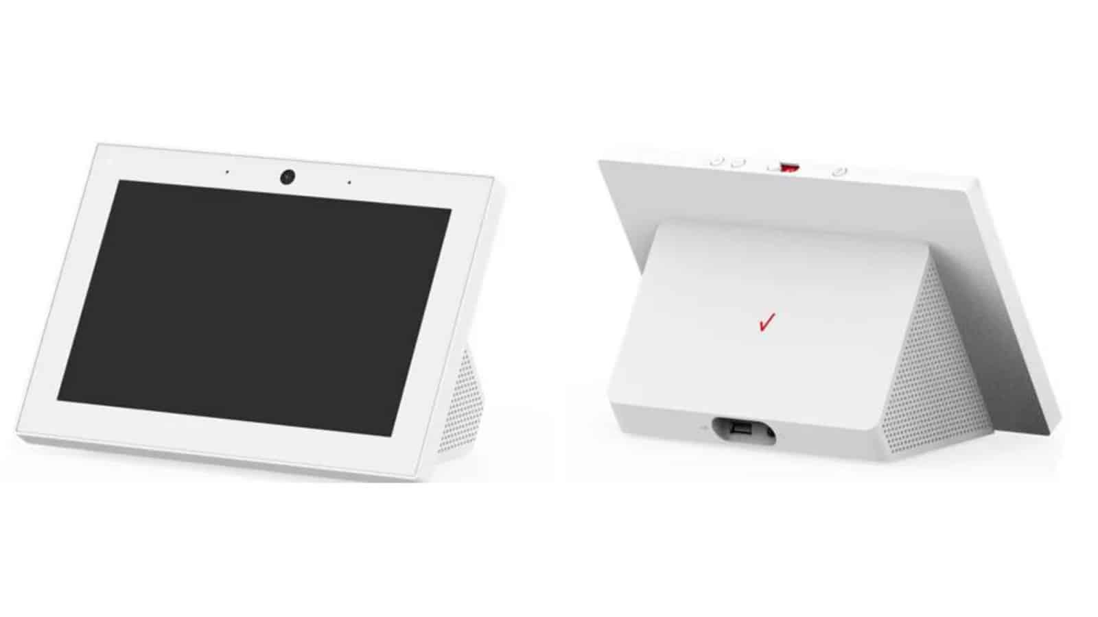 verizon smart screen with alexa