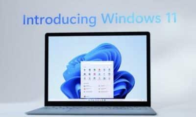 windows 11 on a laptop