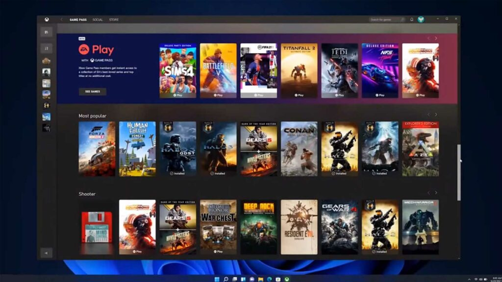 windows 11 for gamers
