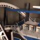 3d printed roller coaster