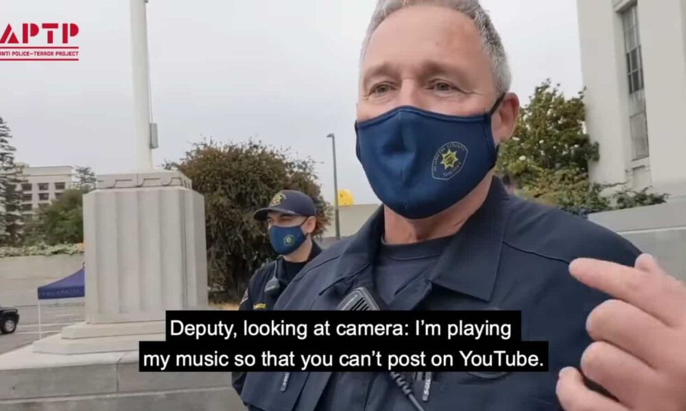 Yup, cops are still abusing DMCA to avoid being live-streamed