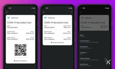 covid 19 vax card google passes