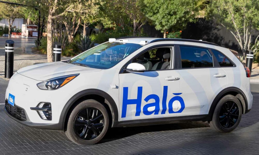 Halo, an all-new ridesharing service, is coming soon in Las Vegas