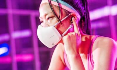 lg puricare smart face mask