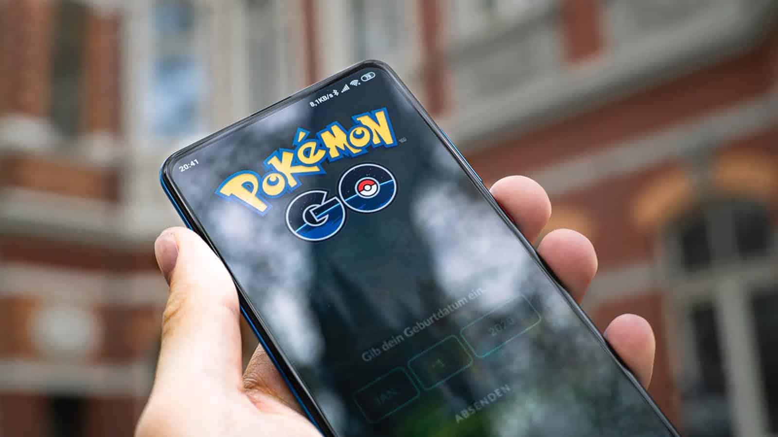 pokemon go on phone