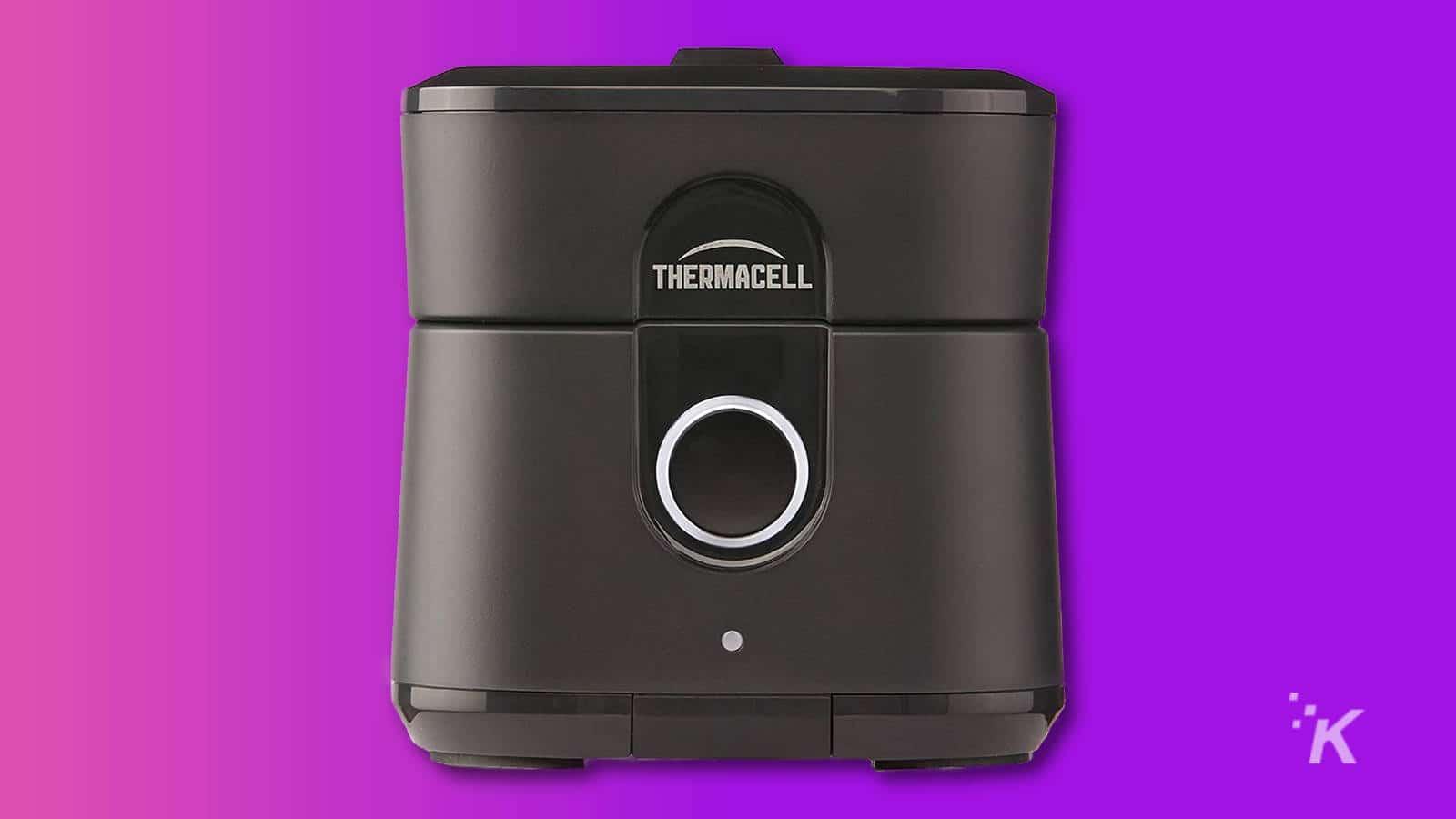 thermacell radius anti-mosquito device