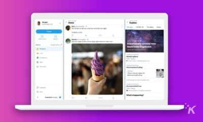 new tweetdeck design