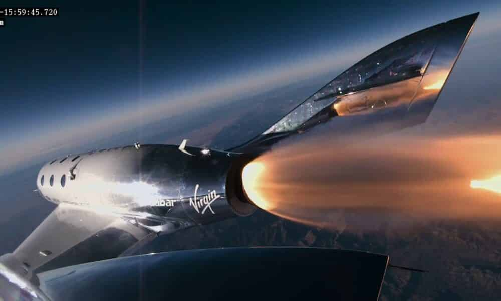 Virgin Galactic sweepstakes will send you and a friend to space