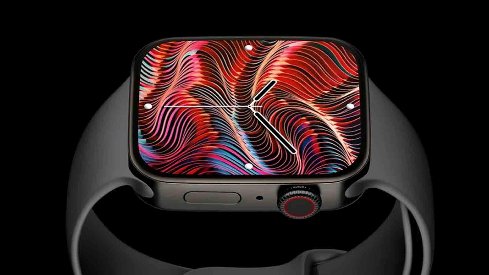 apple watch series 7 design render