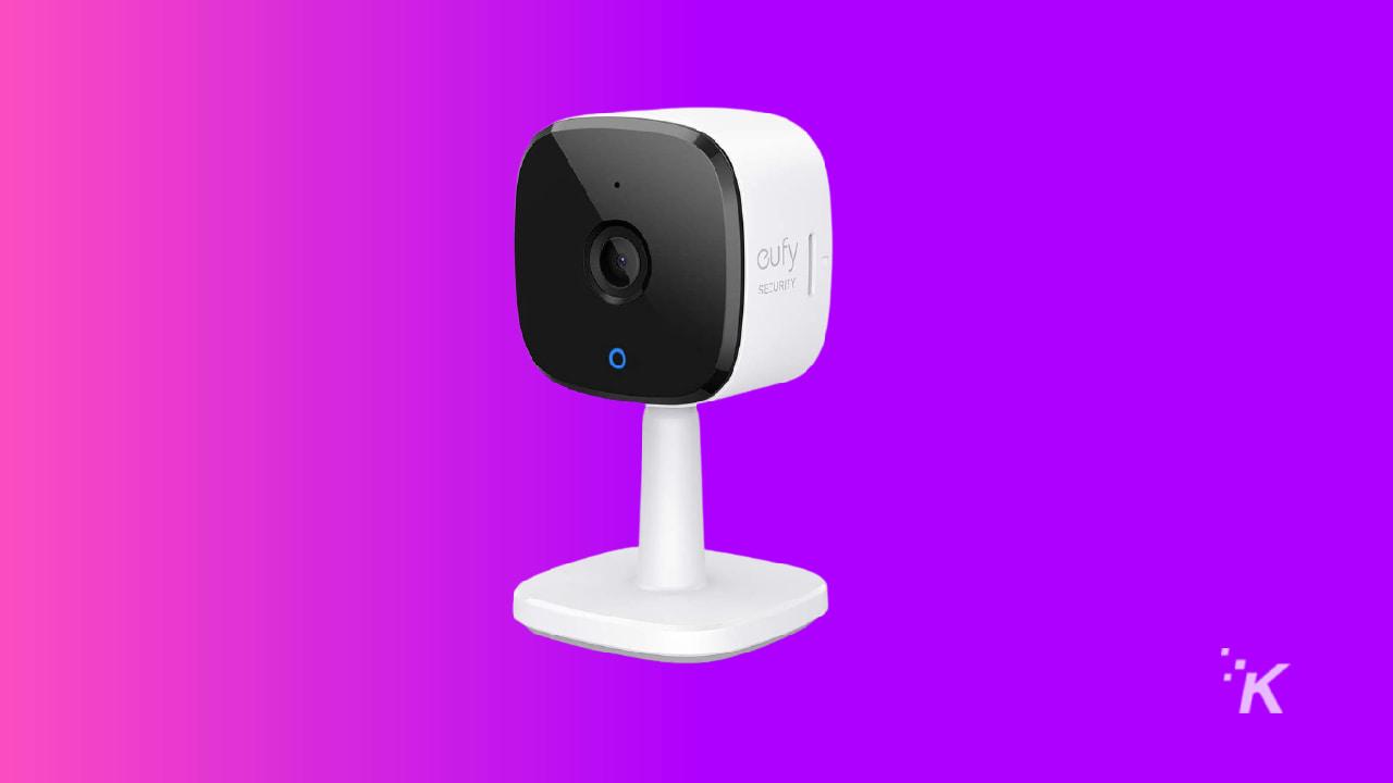 eufy indoor security cam