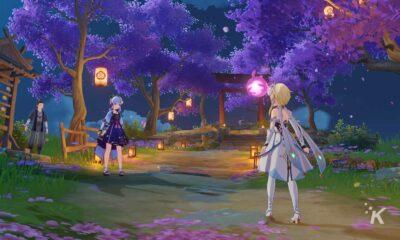 genshin impact main character and ayaka