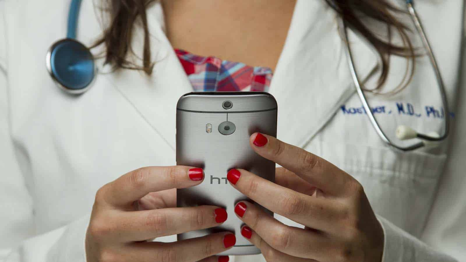 telemedicine on app