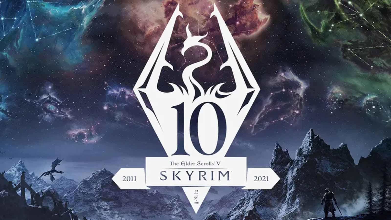 skyrim 10th anniversary edition