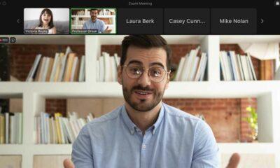 zoom focus mode for teachers