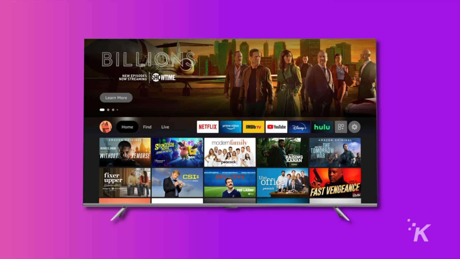 amazon fire tv omni smart tv