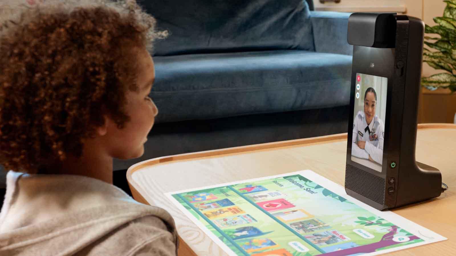 amazon glow screen for kids
