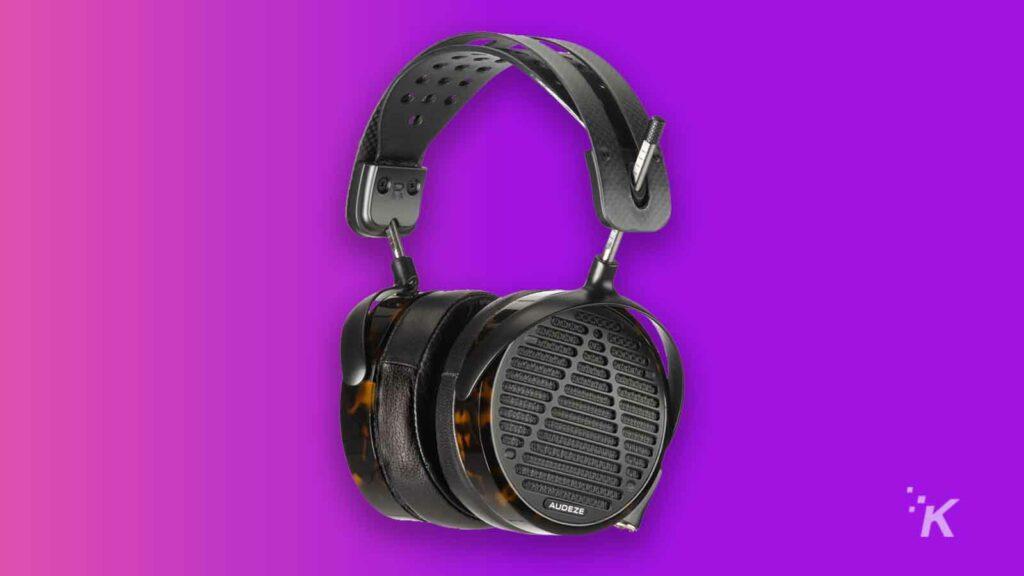 audeze lcd-5 headphones