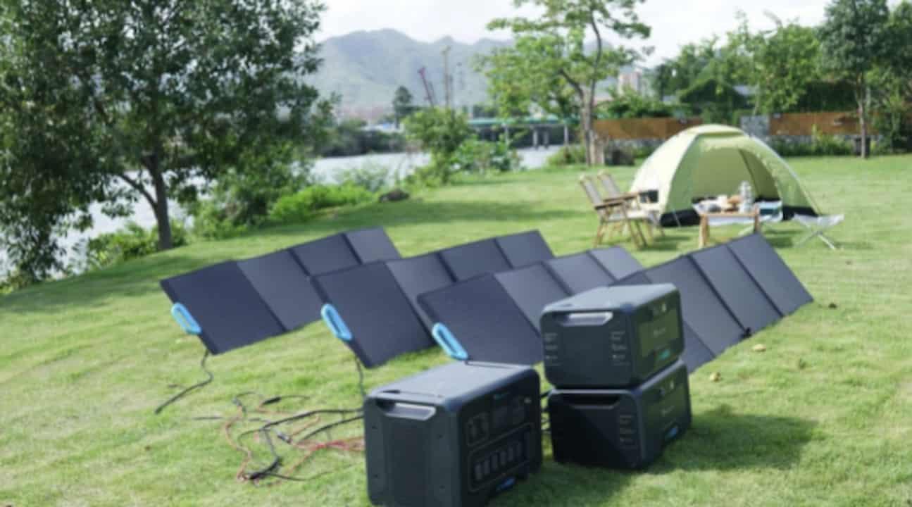 bluetti solar