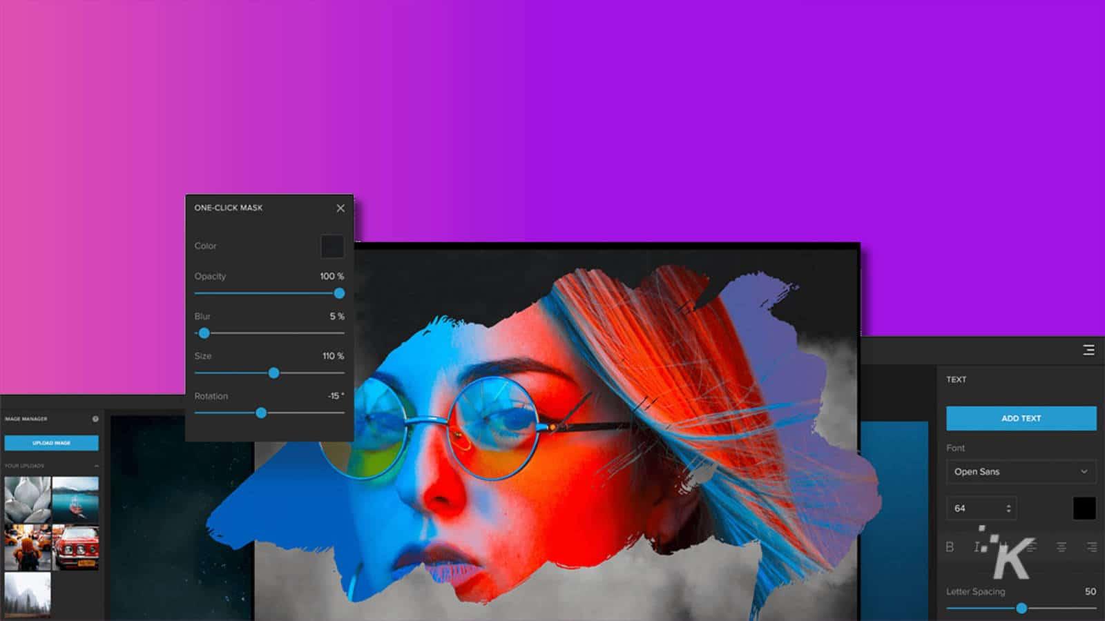 colorcinch editing dashboard
