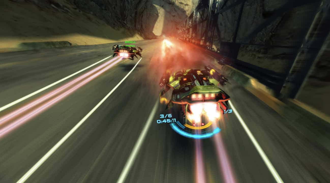 deathroad racing game