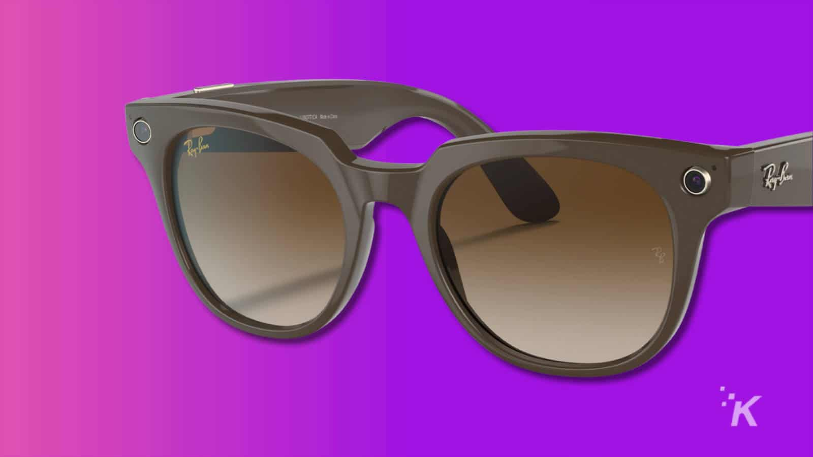 facebook's ray-ban ar glasses