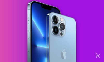 iphone 13 pro camera and screen